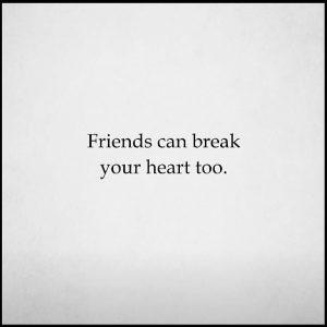 Friends break up Profile Picture