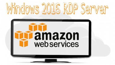 Create Windows RDP server