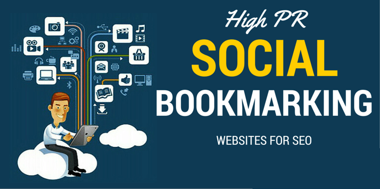 Top High 60 PR Dofollow Social Bookmarking Sites