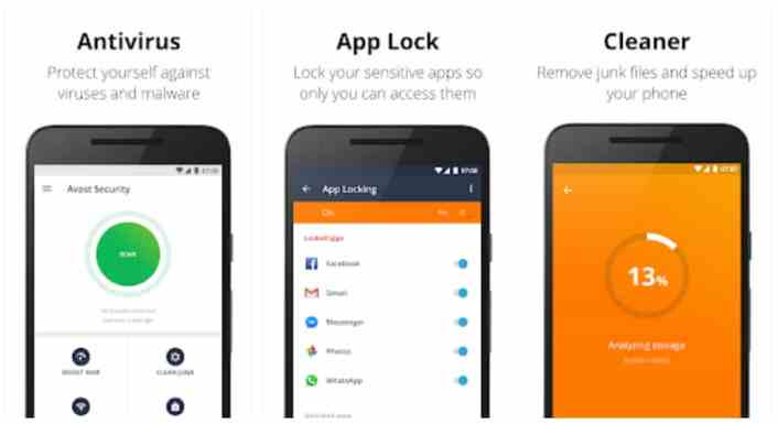 best antivirus app for android